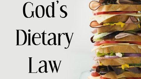 God's Dietary Law