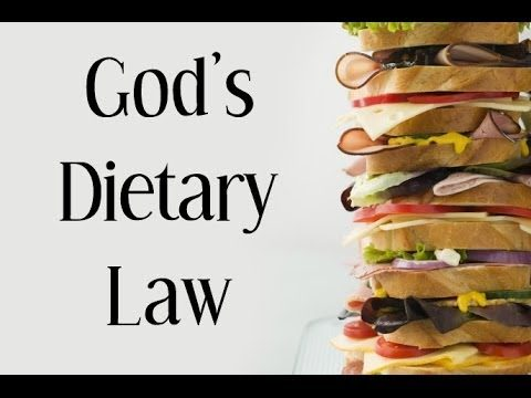 God's Dietary Law