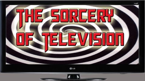 """The Sorcery of Television"" Very Hard Preaching by Pastor Anderson"