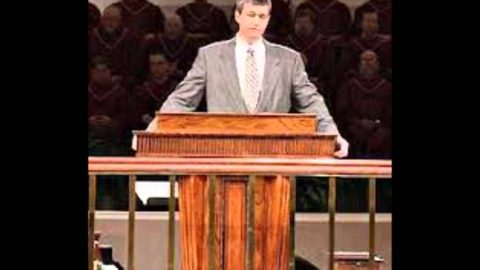 """A Sermon That Has Angered Many"" ~Pastor Paul Washer"